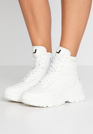 ZENITH CLASSIC DONNA SPACE - High-top trainers - white