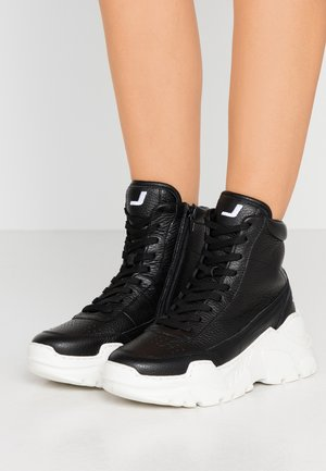 ZENITH CLASSIC DONNA SPACE - Sneakers hoog - black