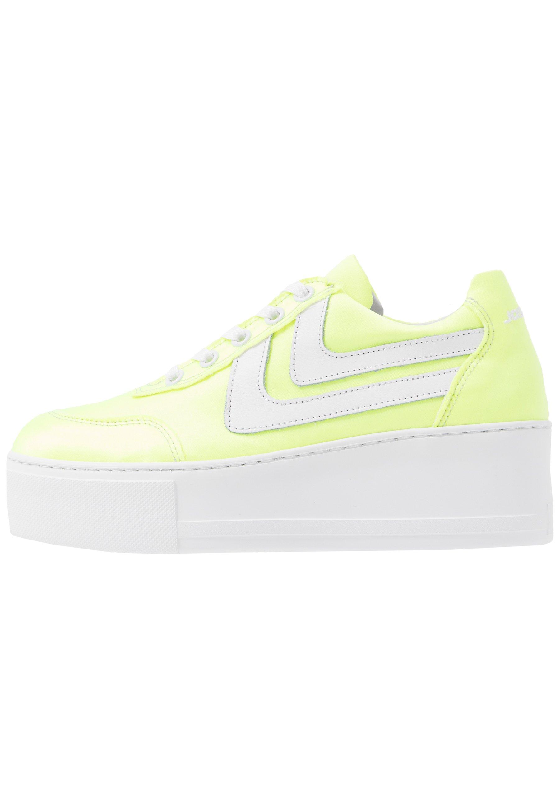 Joshua Sanders LIBERTY DONNA - Sneakersy niskie - yellow