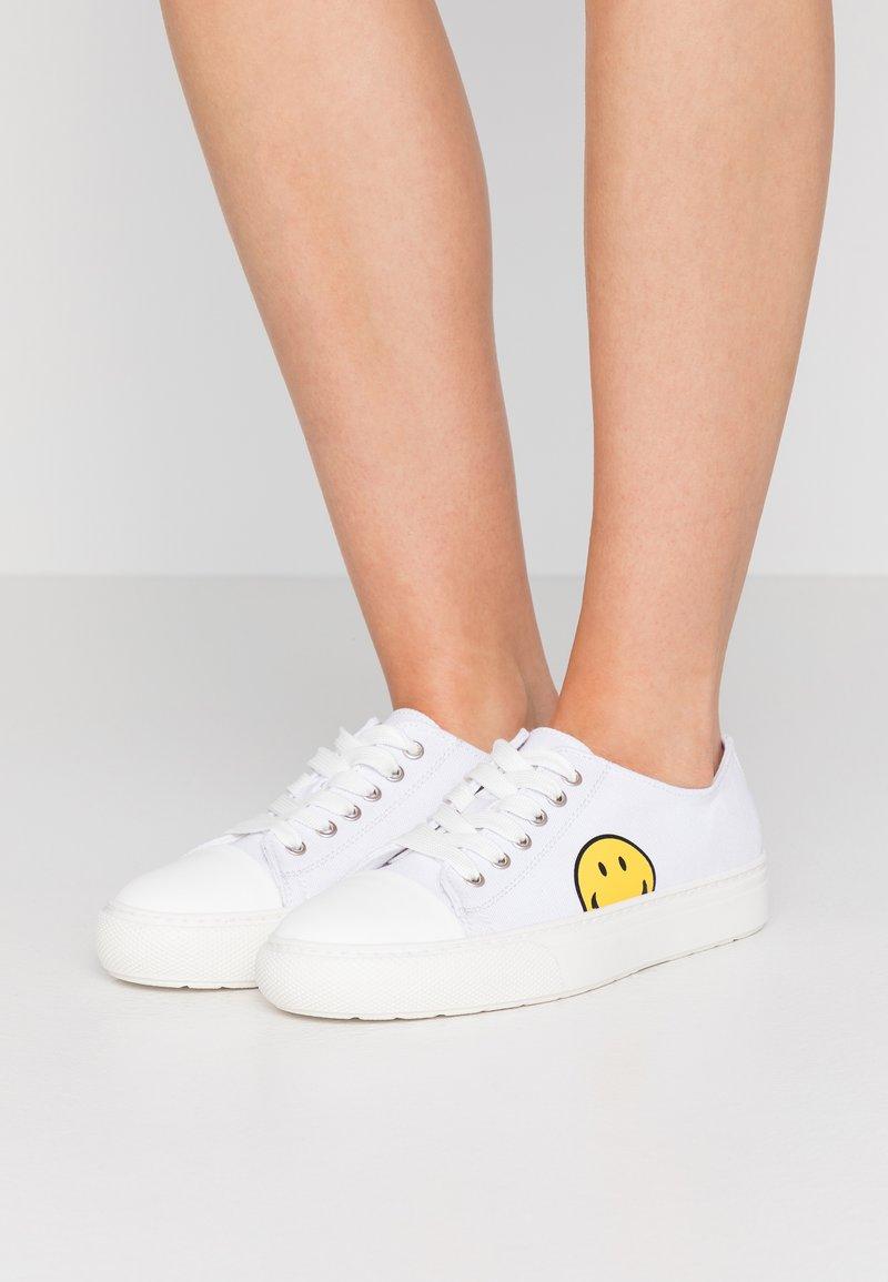 Joshua Sanders - Sneaker low - white