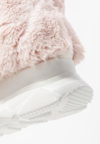 Joshua Sanders - FURRY BOOT DONNA - Wedge Ankle Boots - pink - 2