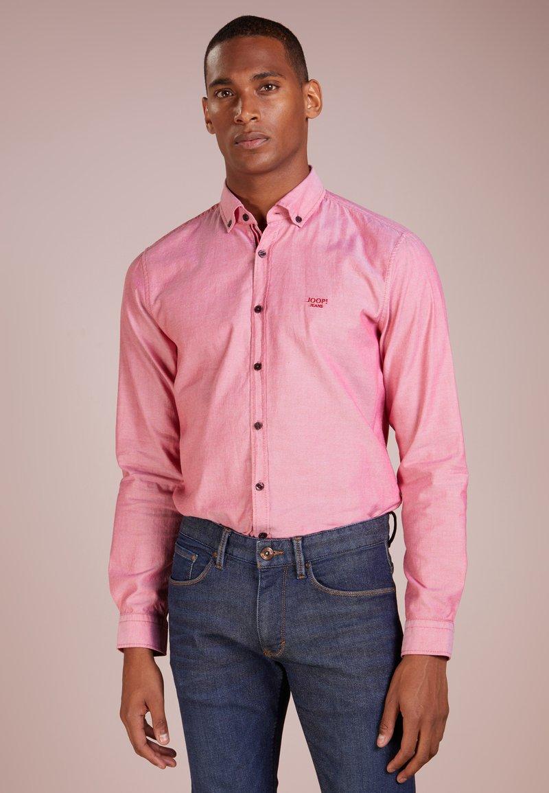 JOOP! Jeans - HAVEN - Hemd - medium red