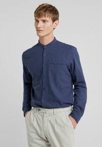 JOOP! Jeans - HABAKUK - Vapaa-ajan kauluspaita - navy - 0
