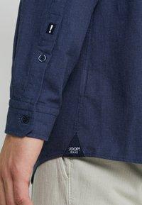 JOOP! Jeans - HABAKUK - Vapaa-ajan kauluspaita - navy - 5
