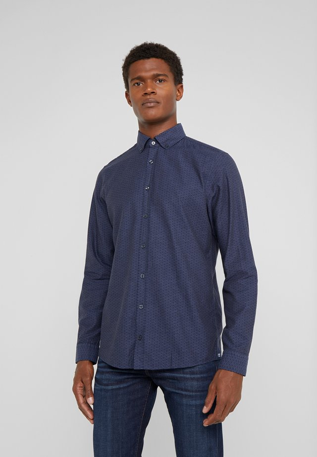 HELI - Shirt - dark blue