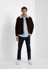 JOOP! Jeans - HAVEN - Vapaa-ajan kauluspaita - blue - 1