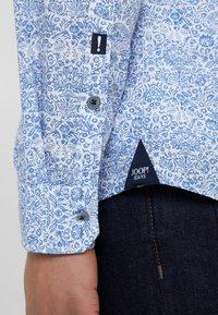 JOOP! Jeans - HAVEN - Vapaa-ajan kauluspaita - blue - 3