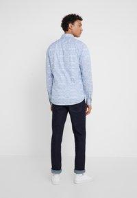 JOOP! Jeans - HAVEN - Vapaa-ajan kauluspaita - blue - 2
