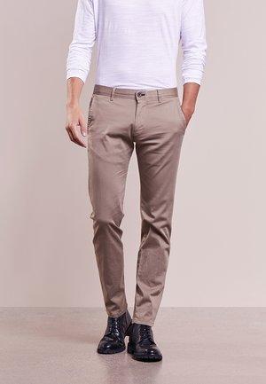 MATTHEW - Kalhoty - beige