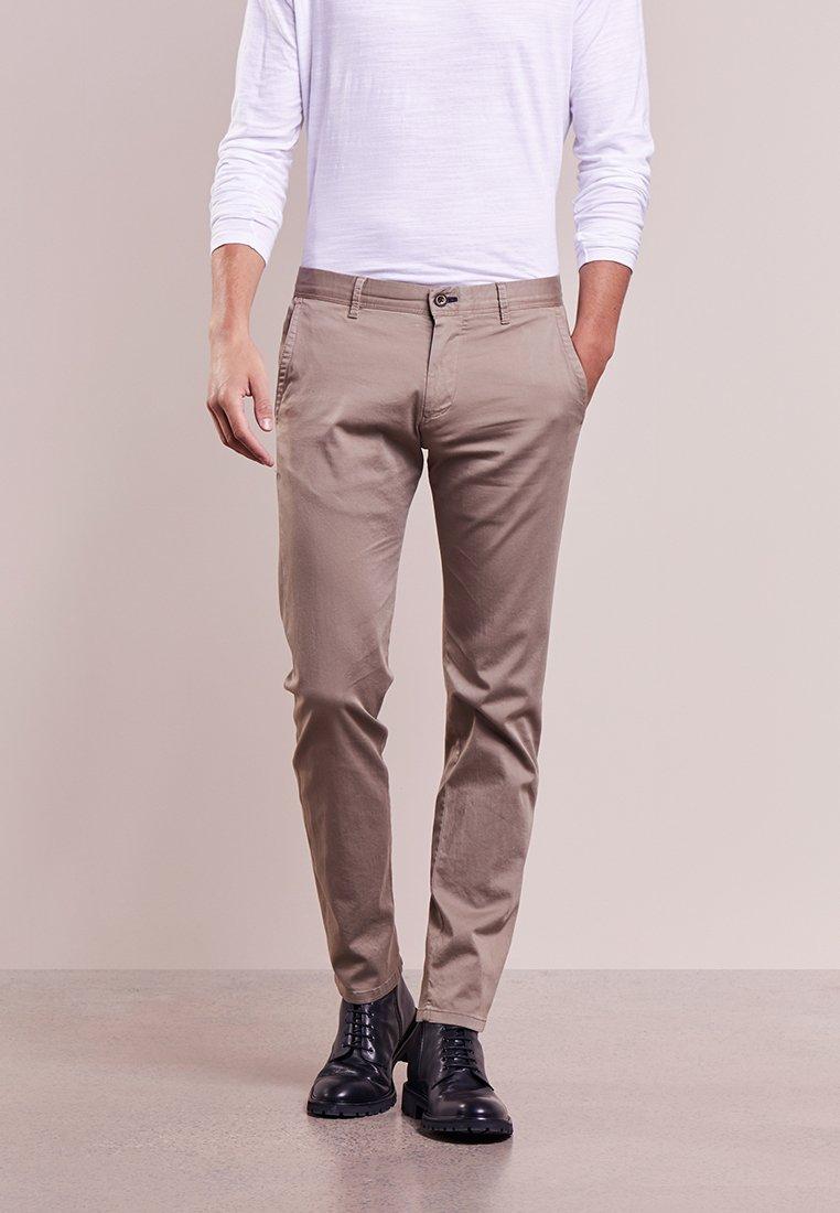 JOOP! Jeans - MATTHEW - Tygbyxor - beige