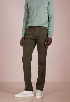 MATTHEW - Pantalon classique - oliv