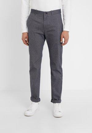 STEEN - Kalhoty - dark blue