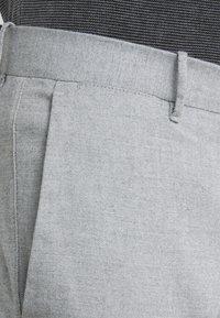 JOOP! Jeans - STEEN - Pantalon classique - light grey melange - 3