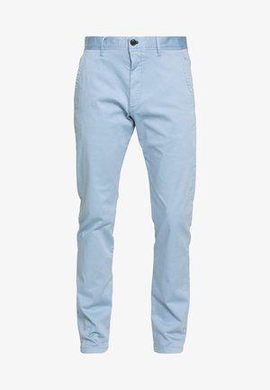 MATTHEW - Pantalon classique - blaugrau