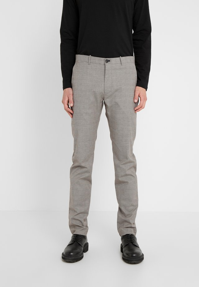 STEEN - Chinos - grey