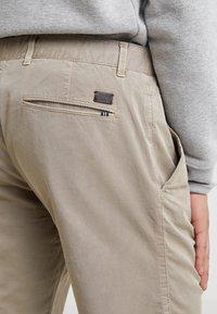 JOOP! Jeans - RISTO - Kraťasy - beige - 4