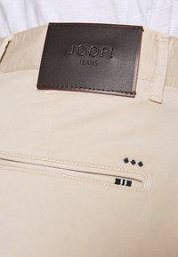 JOOP! Jeans - RUDO - Kraťasy - light beige - 5