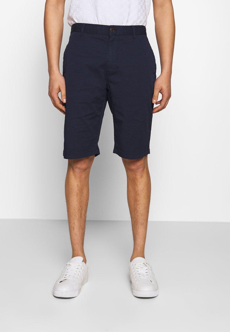 JOOP! Jeans - RUDO - Kraťasy - navy