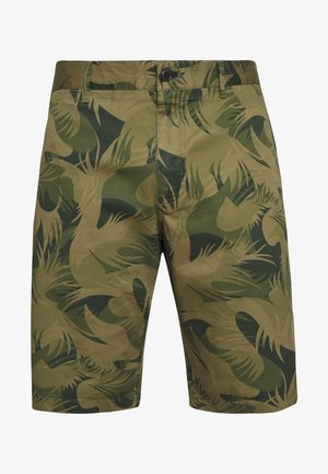 RUDO - Shorts - oliv