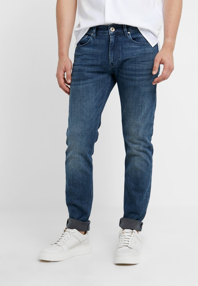 STEPHEN - Slim fit jeans - blue denim