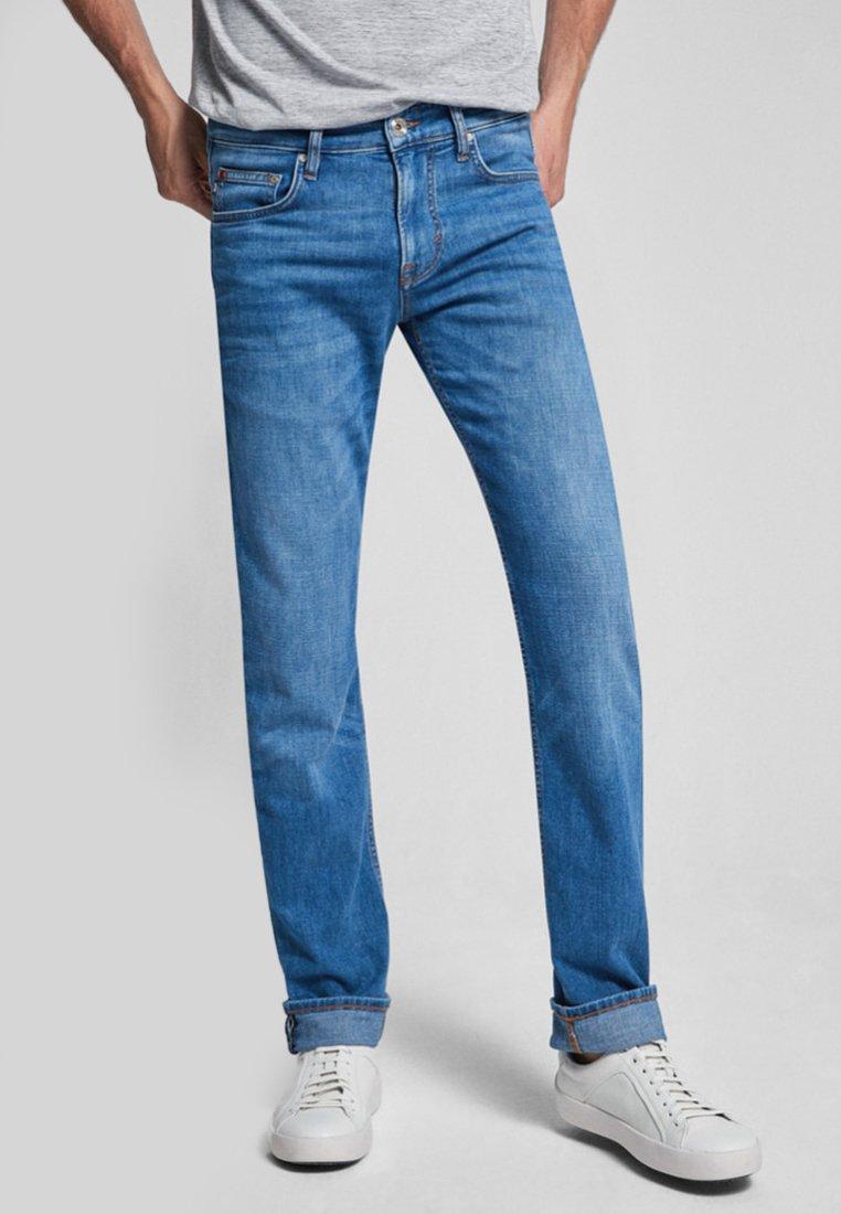 JOOP! Jeans - MITCH - Straight leg jeans - light blue