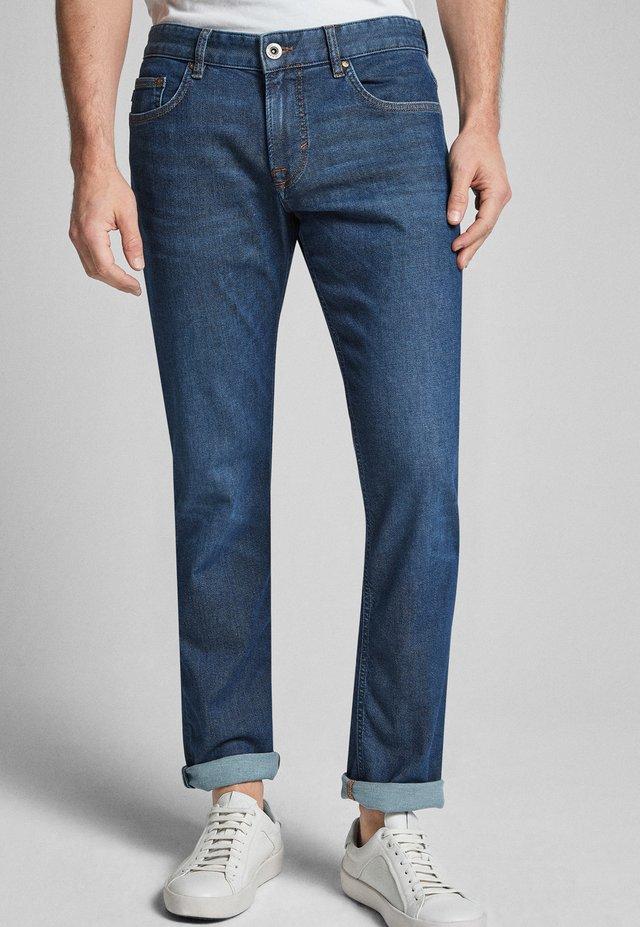 MITCH - Straight leg jeans - medium blue