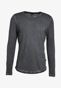 JOOP! Jeans - CARLOS - Langærmede T-shirts - dark grey - 4