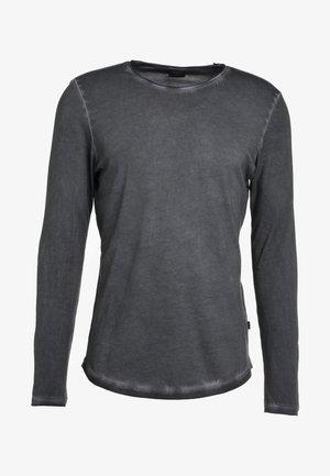 CARLOS - Top sdlouhým rukávem - dark grey
