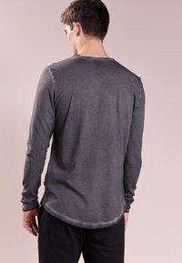 JOOP! Jeans - CARLOS - Langærmede T-shirts - dark grey - 2
