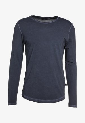 CARLOS - Long sleeved top - dark blue