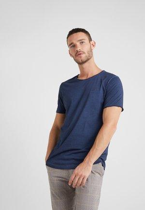 CLARK - T-shirt basique - marine