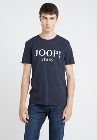 JOOP! Jeans - ALEX - Printtipaita - dark blue - 0