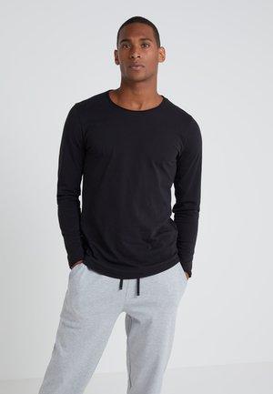 CARLOS - Bluzka z długim rękawem - black