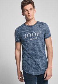 JOOP! Jeans - THORSTEN-S - T-shirt imprimé - navy - 0