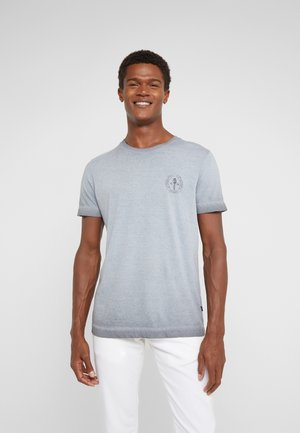 AMIR  - Jednoduché triko - grey