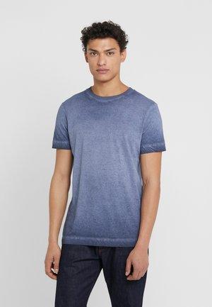 AMIR  - T-shirts basic - navy