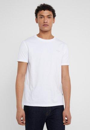 ALPHIS  - T-shirt basique - weiß