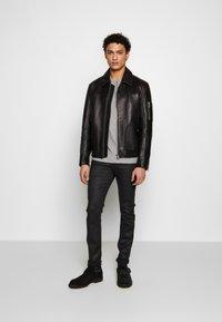 JOOP! Jeans - ALPHIS  - Jednoduché triko - grau - 1