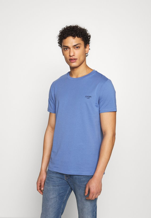 ALPHIS  - Jednoduché triko - hellblau