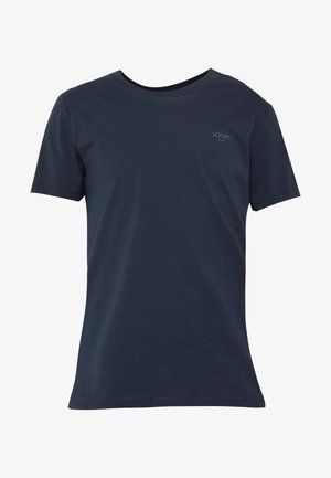ALPHIS  - Jednoduché triko - navy