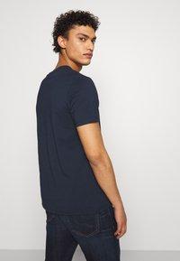 JOOP! Jeans - ALPHIS  - T-paita - navy - 2