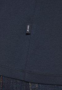 JOOP! Jeans - ALPHIS  - T-paita - navy - 5