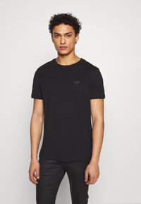 JOOP! Jeans - ALPHIS  - Jednoduché triko - black - 0