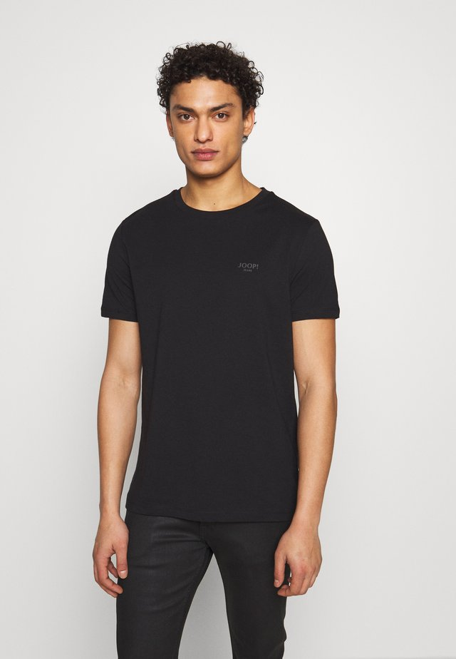 ALPHIS  - T-shirt - bas - black