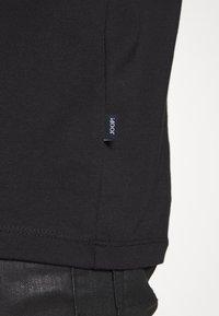 JOOP! Jeans - ALPHIS  - Jednoduché triko - black - 6