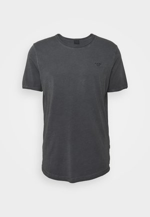 CLARK - Print T-shirt - grey