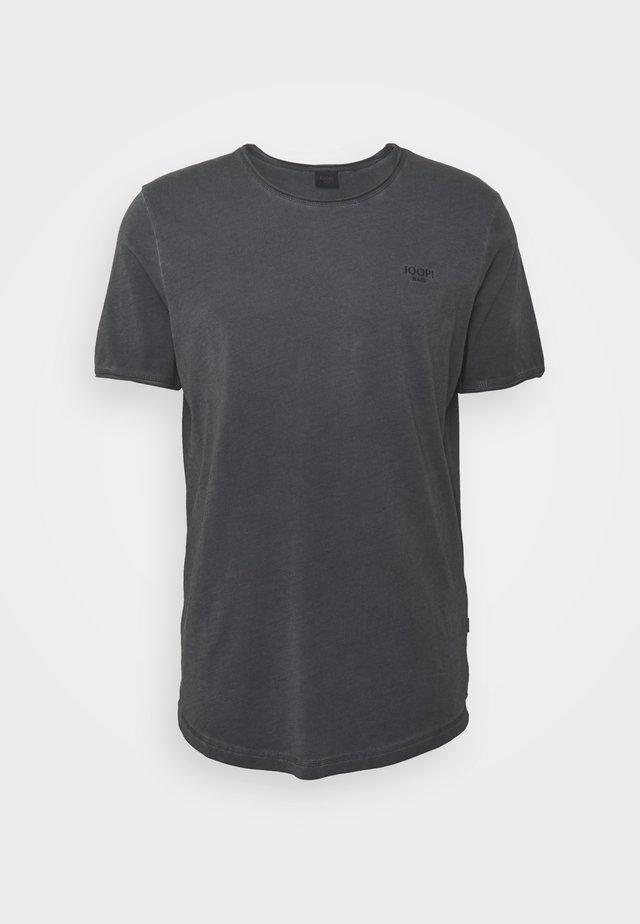 CLARK - T-shirt z nadrukiem - grey