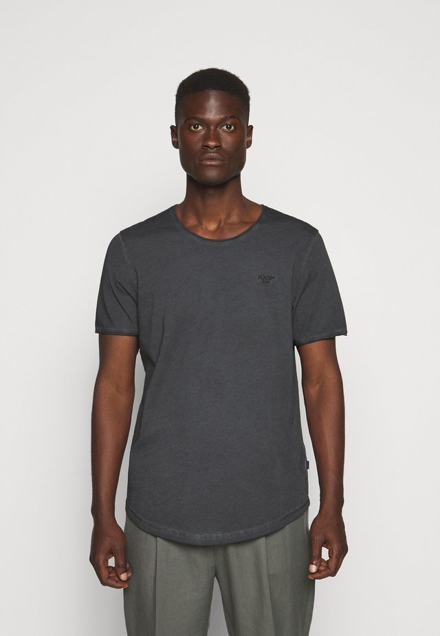 CLARK - T-shirts med print - grey
