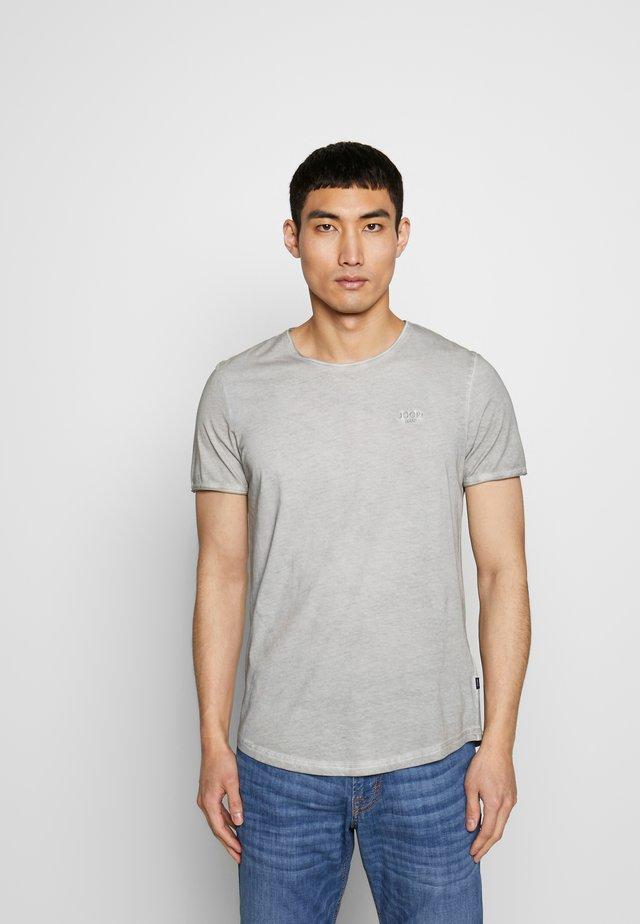 CLARK - T-shirt med print - grey