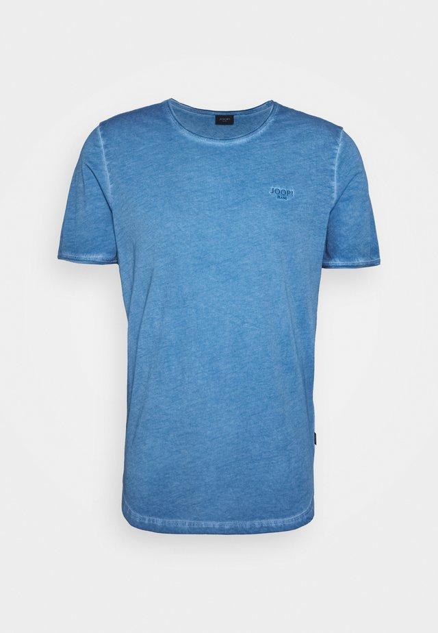 CLARK - T-shirt z nadrukiem - blue